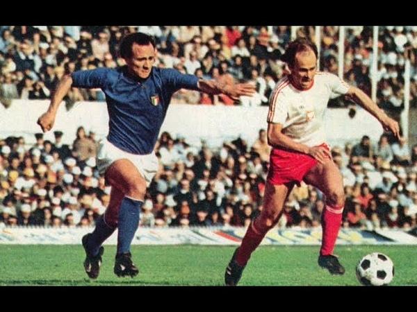 1975 288 Włochy v Polska 0 0 Italy v Poland Full match