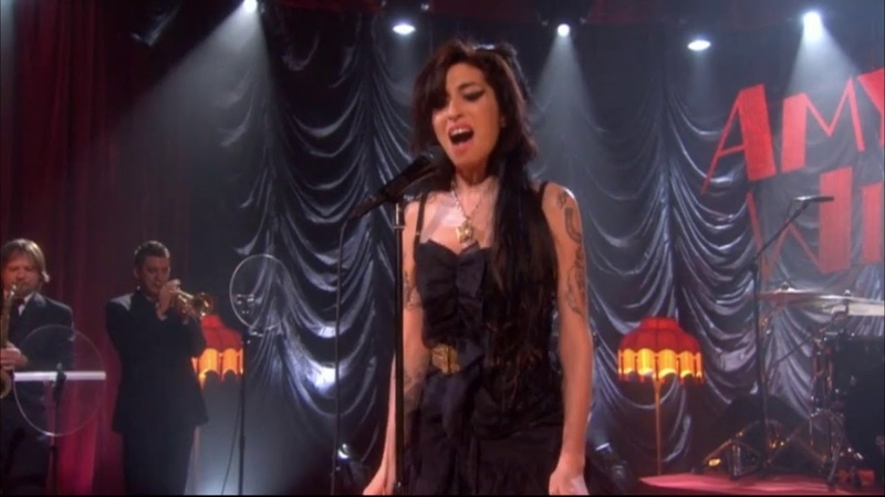 Amy Winehouse Riverside studios Hammersmith London 10th Feb 2008