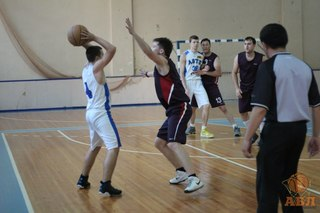 Фото 17.05.2013 АГТУ vs Сбербанк (1/4 финала АБЛ 2012-2013)