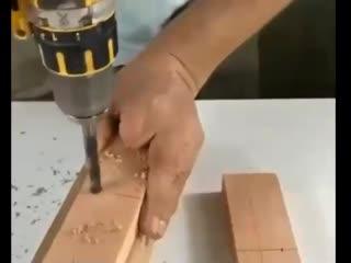 Кому нужен фрезерный станок, когда его можно сделать из всего, что под рукой