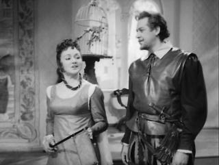 Укрощение строптивой. (1961).