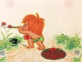 Весёлая карусель № 03. Рыжий, рыжий, конопатый (1971)