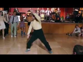 Захватывающая битва мастеров джазового танца.