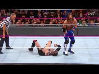 Aj Styles Vs. The Demon Finn Balor WWE TLC 2017