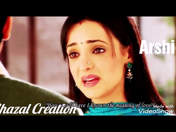 Milay ho tum humko Arnav and khushi beautiful love song and video ( Requested by Saira Ahmad ) 😍😍
