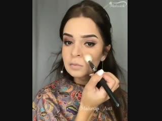 Как тебе такой вечерний макияж