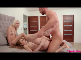 Chloe Temple, Kyler Quinn (Hot In The Kitchen)  [HD 1080, all se