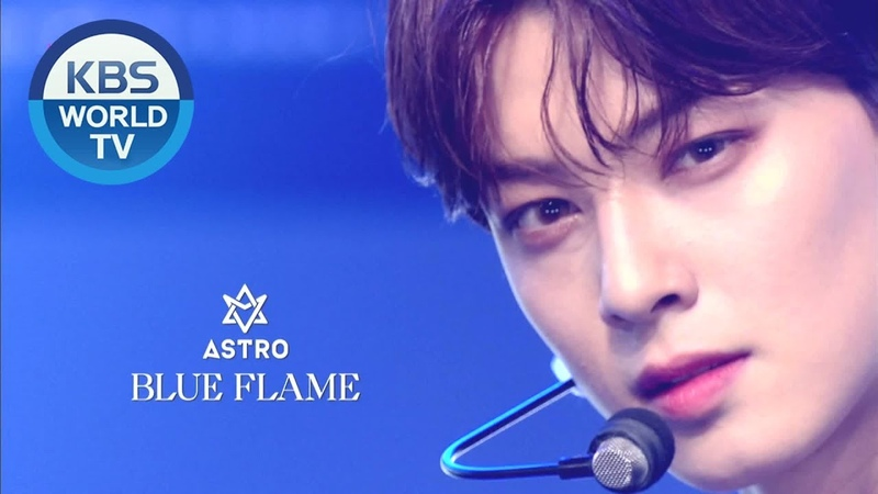ASTRO (아스트로) - When The Wind Blows Blue Flame [Music Bank COMEBACK 2019.06.28]