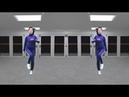 Biên đạo múa Hiểu Khánh hướng dẫn nhảy chậm vũ điệu Shuffle dance