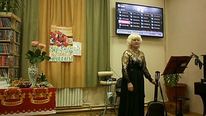 Г. Сорокина ~ Про белый танец (авторские стихи)