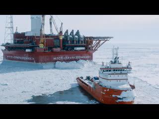 Энергия Печорского: специальный репортаж про Приразломную