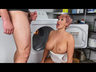 [1080p HD] Ryan Keely, Stirling Cooper Ryan Uses The Washing Machine [BRAZZERS]