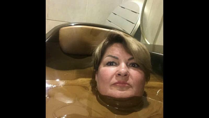 Блондинка в шоколаде по ульяновски