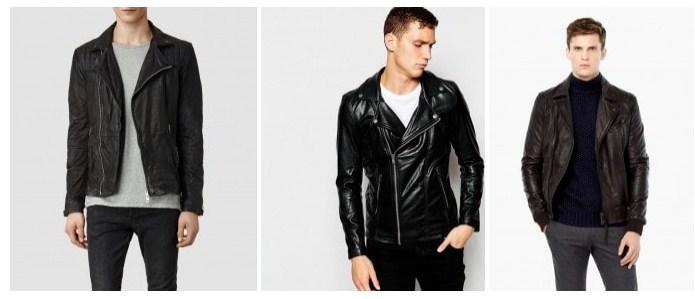 Как выбрать кожаную куртку