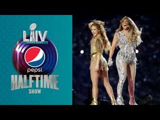 Shakira & Jennifer Lopez (J. Lo's) FULL Pepsi Super Bowl LIV Halftime Show