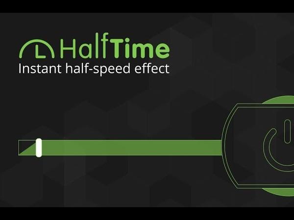 Cableguys HalfTime – Instant Creative Half-Speed Slowdown VSTAU Effect