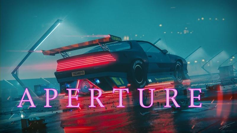 A P E R T U R E | A Synthwave and Cyberpunk Mix