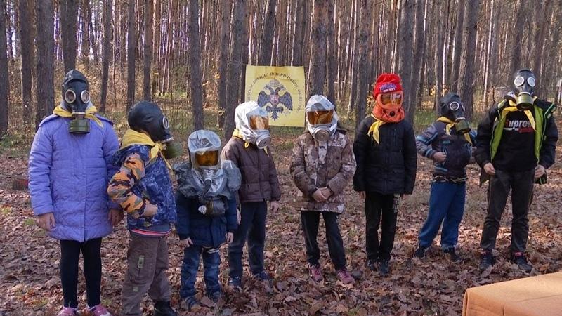 Дети-сироты пройдут военную подготовку в лагере Жемчужина леса в Тамбовском районе