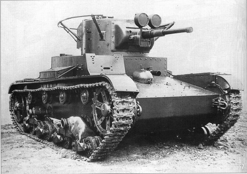 Операция Х. Первый танковый бой в истории РККА: Т-26 против итальянских огнеметных танкеток, изображение №2