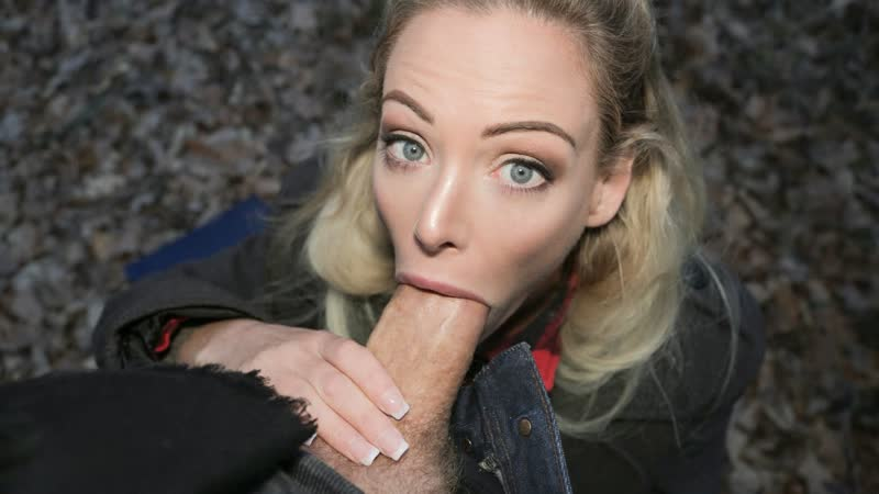 Gorgeous Blonde Pov Blowjob