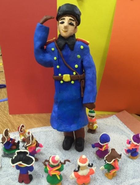 В Марий Эл определили победителей творческого конкурса «Полицейский Дядя Степа»