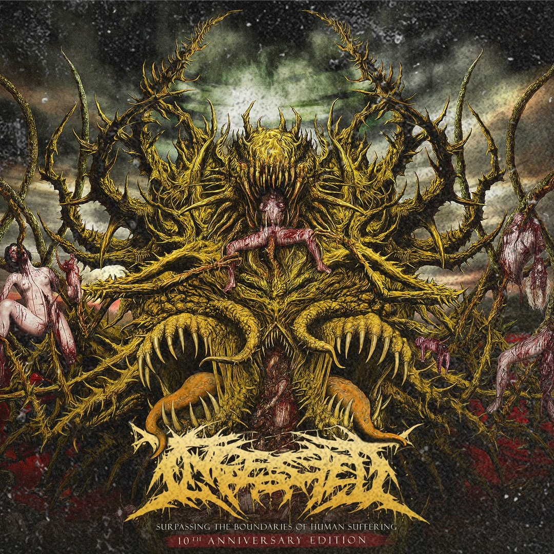 Ingested - Surpassing the Boundaries of Human Suffering (10th Anniversary)
