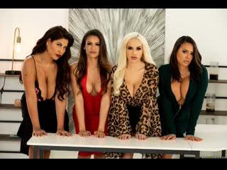 Bridgette B, Katana Kombat, Luna Star, Victoria June [порно, HD 1080, секс, POVD, Brazzers, +18, home, домашнее, big ass, sex]