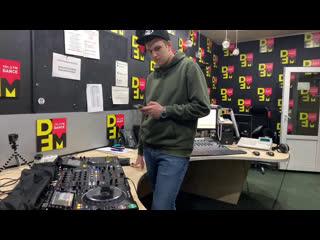 Bassland Show @ DFM () - Special guest Cnof. Liquid Funk, Deep Drum&Bass