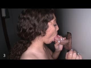 GloryHole Swallow - Ora 3rd visit