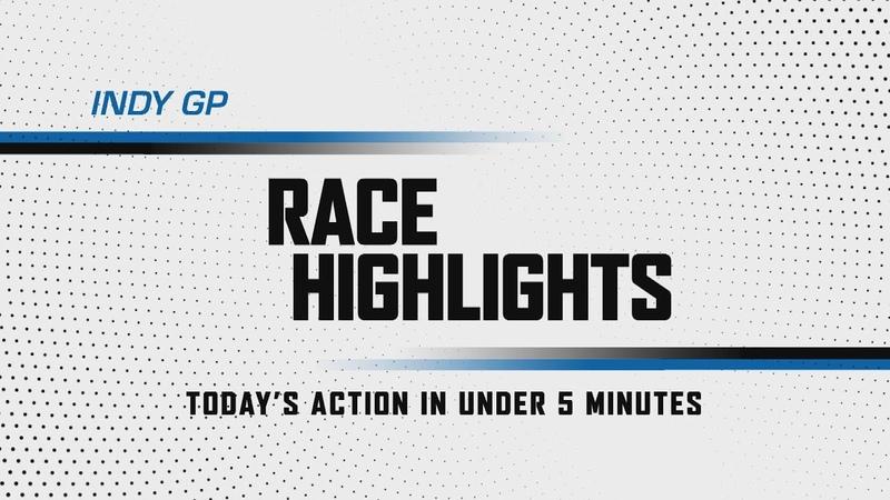 2020 GMR Grand Prix Race Highlights
