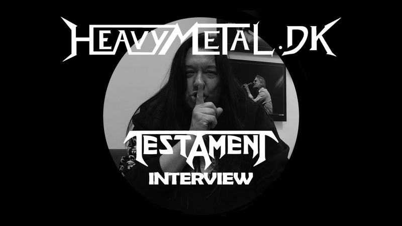 Interview with Testament - Eric Peterson