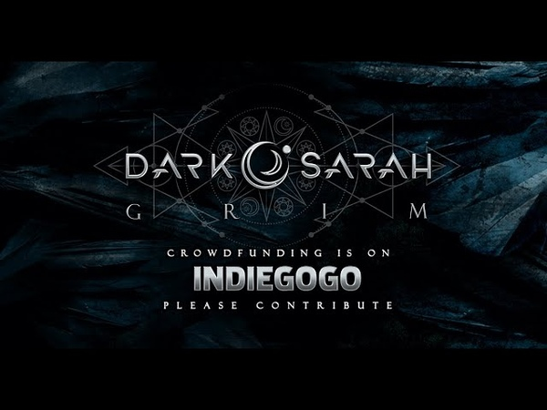 Dark Sarah - Crowdfunding for New Album GRIM