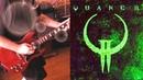 Quake II - Descent Into Cerberon cover (Sonic Mayhem)