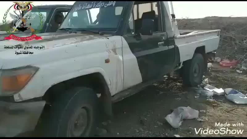 الجيش الوطني يغنم أطقم ومدرعات ويحرق أخرى على مليشيات الانتقالي في زنجبار عاصمة محافظة أبين جنوب اليمن