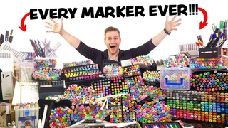 I BOUGHT EVERY MARKER!! - ($5,000+) and USED them ALL