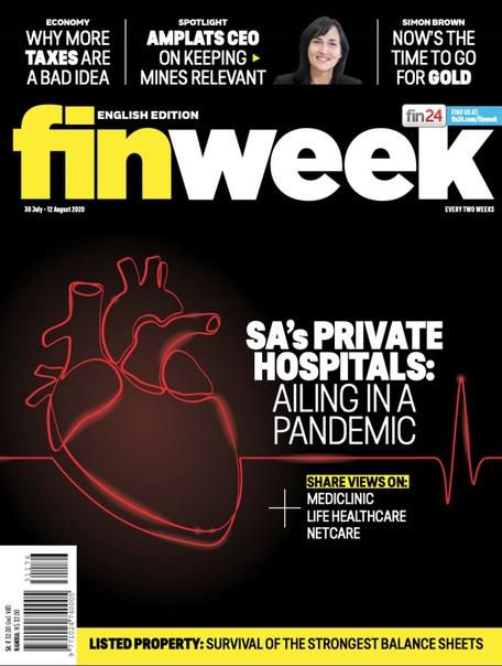 Finweek English Edition - 30 July 2020
