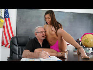DevilsFilm Vina Sky - Sucking At School NewPorn2020