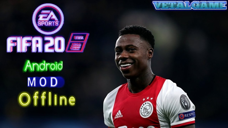 FIFA 20 MOD FIFA 14 Android Offline 900 MB APK OBB Best Graphics New Transfers Update 2020