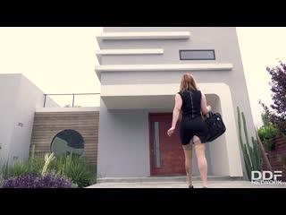 Lauren Phillips - Real Estate Agent Fucked Balls Deep _1080p