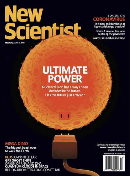 New Scientist - 06.13.2020