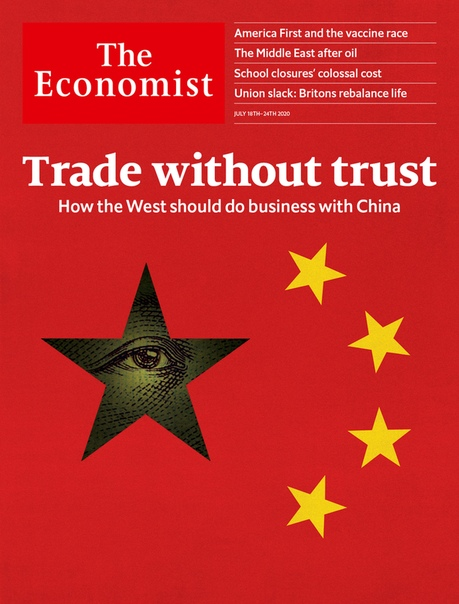 The Economist USA Edition - 18 July 2020