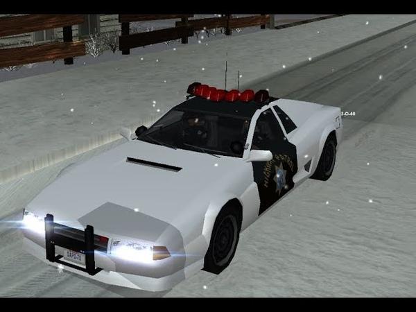 GTA SA Release Trailer IVF Highway Patrol Cheetah