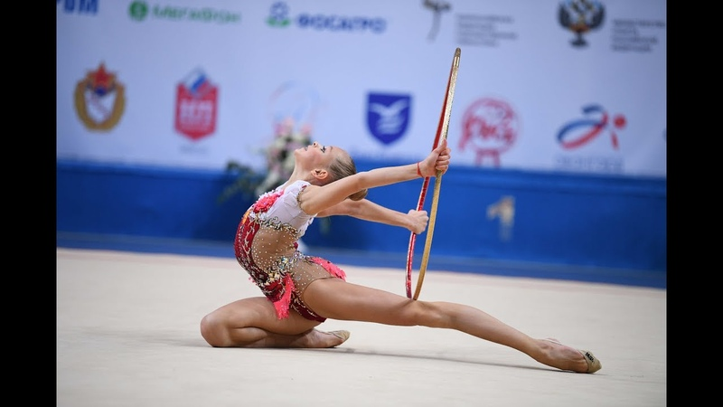 Anna Popova - HoopYoung gymnasts-2019 AA 20.30