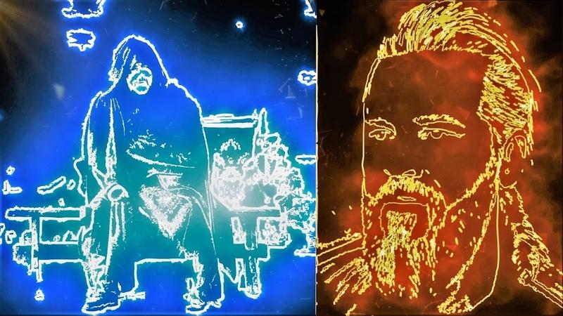 Kuruluş Osman Art video Основание Осман 10 серия фрагмент 10 серии и Воскресший Эртугрул