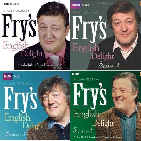 Fry's English Delight: Series 1-4 / Фраевское смакование английским: Сезон 1-4