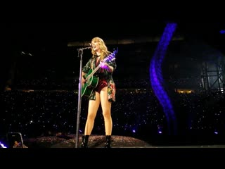 Reputation Tour (all surprise songs and special guests) Part 2