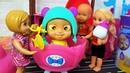 ЧТО ЗА ПУПСИК BABY BUPPIES КАТЯ И МАКС веселая семейка мультики куклы Барби
