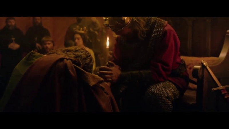 Outlaw King Scottish lords pledge fealty