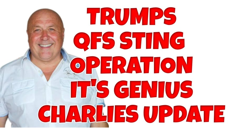 TRUMPS QFS BLOCKCHAIN STING OPERATION CHARLIE TOLD US ABOUT QFS BLOCKCHAIN MONTHS AGO - EMAIL ALERTS