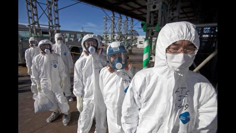 Власти Японии разрешили слить в океан воду с АЭС Фукусима 1